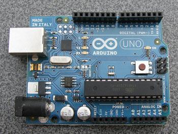 programm arduino over lcd keypad